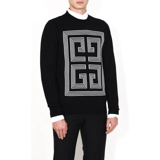 Givenchy Logo Sweater Size US XL / EU 56 / 4 - 3