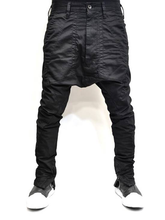 Julius Pre Spring 18 Jodphur Dropcrotch Stretch Denim Pants Size US 30 / EU 46 - 5