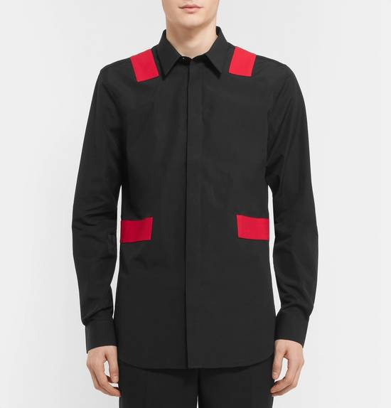 Givenchy Red bands shirt Size US XL / EU 56 / 4 - 1