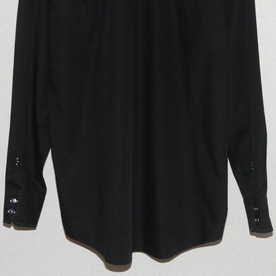 Balmain Vintage Balmain Paris Free Shipping Men's Longsleeve Button Shirt Black Size Fit Like L Cotton Size US L / EU 52-54 / 3 - 6