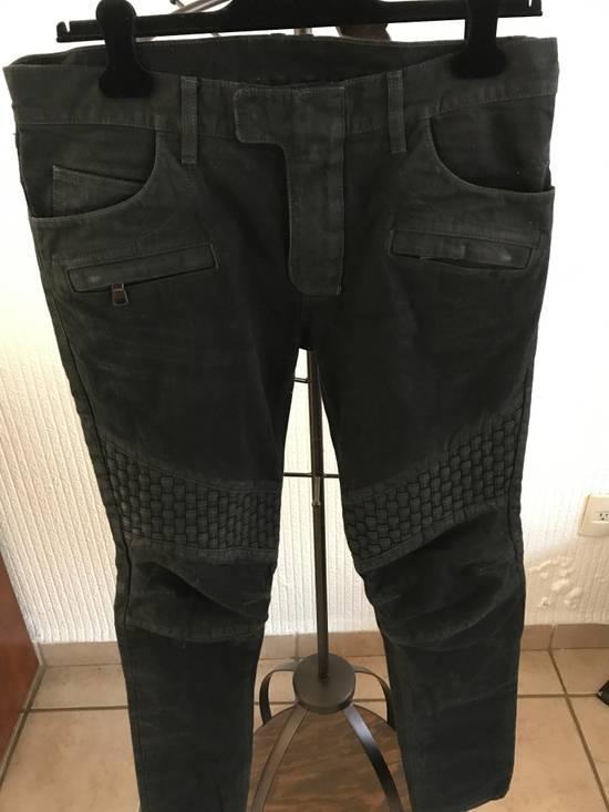 Balmain Balmain Black Biker Jeans LAST PRICE DROP !!! Size US 31
