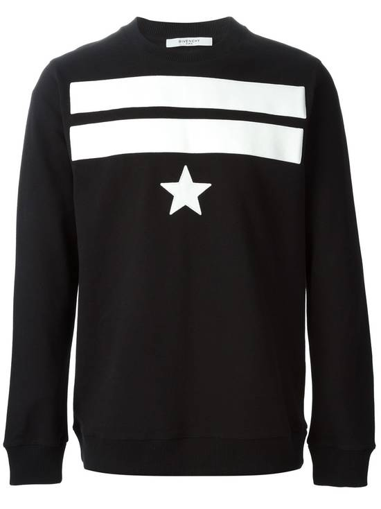 Givenchy Stars and Stripes Sweatshirt Size US XS / EU 42 / 0 - 5