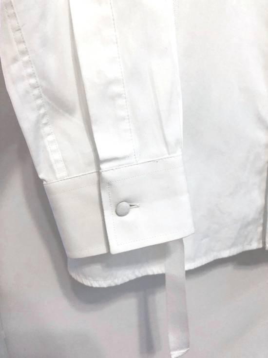 Givenchy Givenchy Tuxedo Shirt by Riccardo Tisci 2010 Runway Tuxedo Shirt (brand new) Size US S / EU 44-46 / 1 - 11