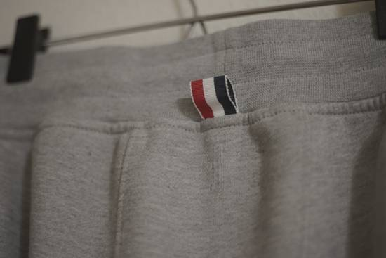 Thom Browne Iconic Cotton Four Stripe Bar Jogger Size US 30 / EU 46 - 2