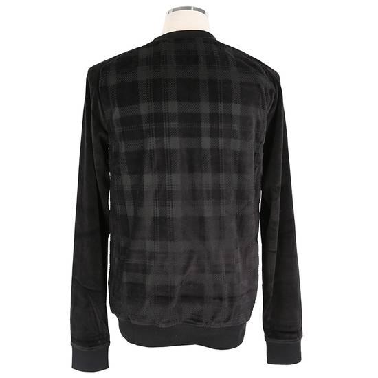 Balmain Size Small - Checked Button Shoulder Sweatshirt- FW16 - $1050 Retail Size US S / EU 44-46 / 1 - 16