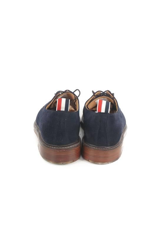 Thom Browne Thom Browne Blue Suede Derbys Size US 8.5 / EU 41-42 - 3