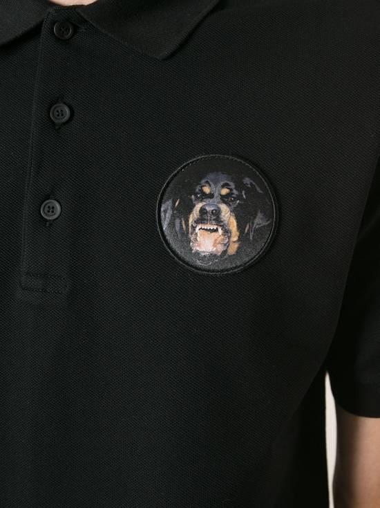Givenchy Givenchy Black Rottweiler Patch Slim Fit Polo Shirt T-shirt size L (M) Size US M / EU 48-50 / 2 - 5