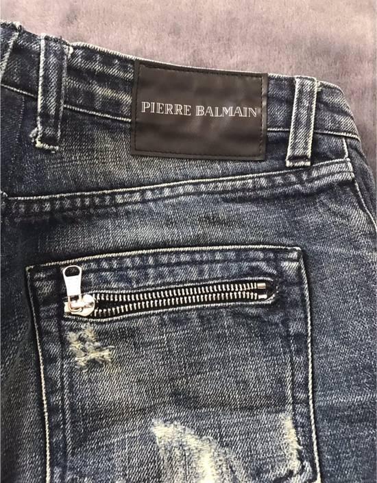 Balmain Balmain Ripped Jeans Size US 27 - 5