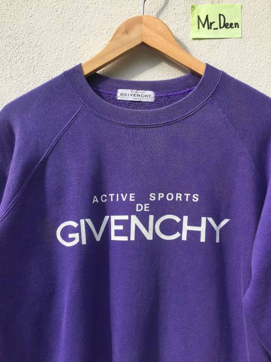 Givenchy Givenchy Big Logo Sweatshirt Spell Out Size US M / EU 48-50 / 2 - 8