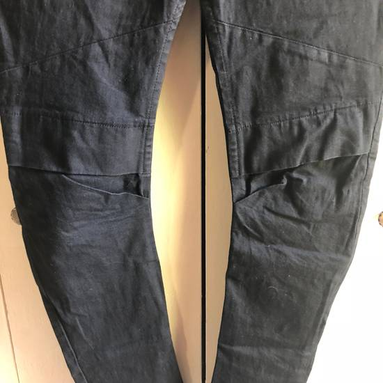 Julius 8oz Stretch Black Denim Size US 30 / EU 46 - 2
