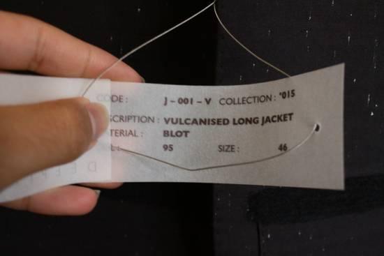 Deepti FINAL DROP - BNWT vulcanised long jacket Size 46S - 4
