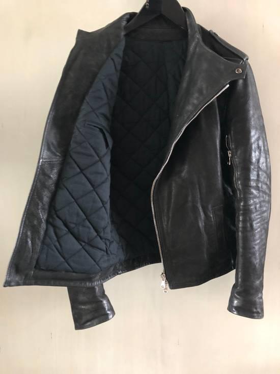 Balmain Biker leather jacket by Chistophe D for balmain Size US M / EU 48-50 / 2 - 7