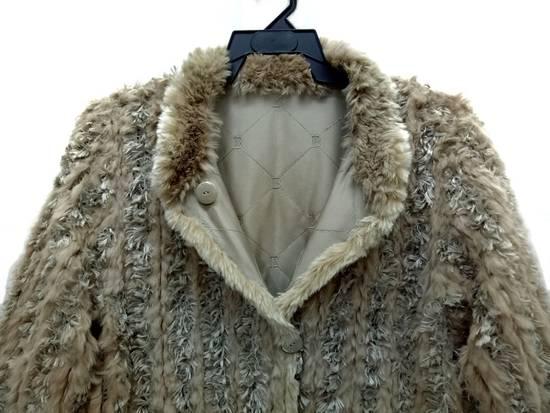 Balmain 🔥FINALDROP♨Reversible Balmain Paris Fur and Silk Jacket RARE Design Size US L / EU 52-54 / 3 - 12