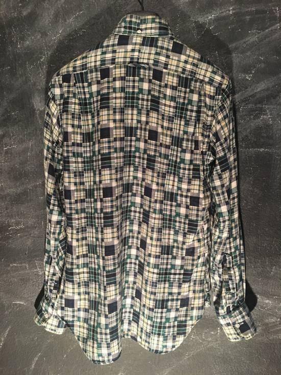Thom Browne Plaid Madras Shirt Size 2 Size US M / EU 48-50 / 2 - 2