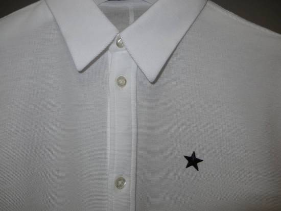 Givenchy Star-embroidery shirt Size US XL / EU 56 / 4 - 3