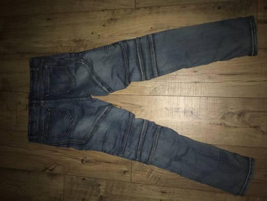 Balmain Feinste Biker Jeans Size US 32 / EU 48 - 1