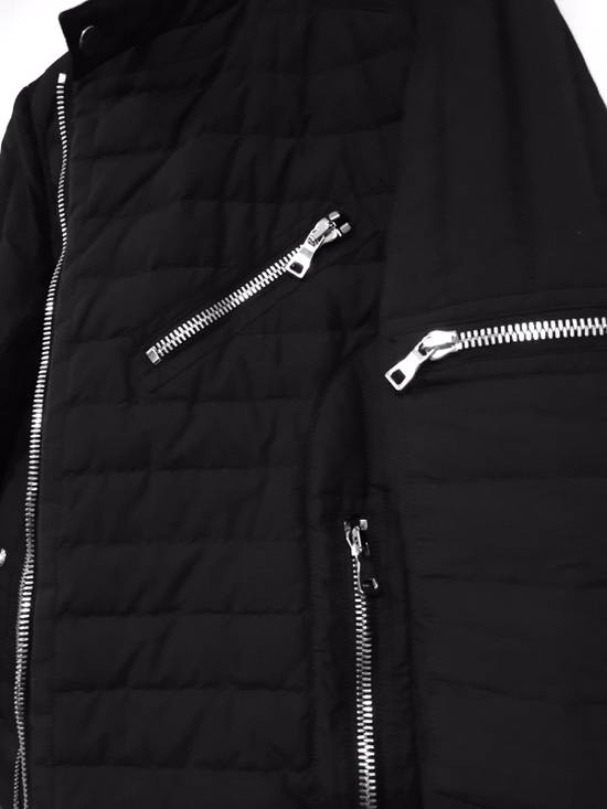 Balmain Quilted Puffer Moto Jacket Size US S / EU 44-46 / 1 - 4