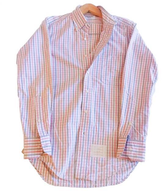 Thom Browne Stripe Shirt Oxford Size US M / EU 48-50 / 2 - 1