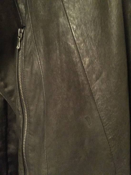 Julius GUN HOLDER LEATHER JACKET Size US L / EU 52-54 / 3 - 9