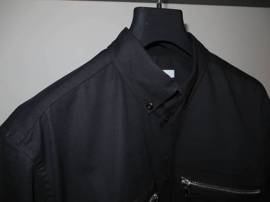 Givenchy Black zipped shirt Size US XL / EU 56 / 4 - 3
