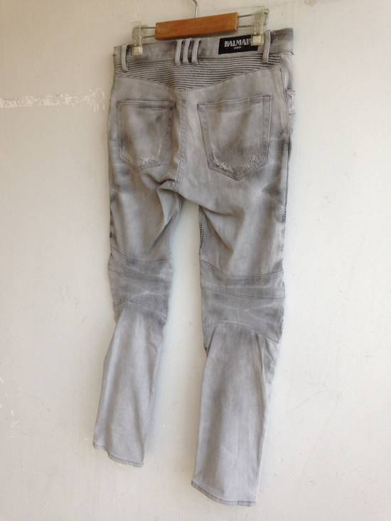 Balmain Balmain Biker Jeans Size US 32 / EU 48 - 12