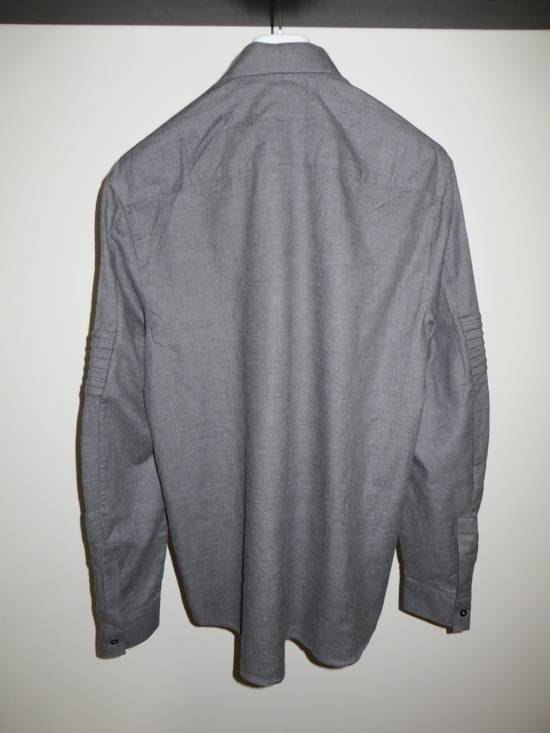 Givenchy FINAL PRICE! Grey flannel shirt Size US M / EU 48-50 / 2 - 6