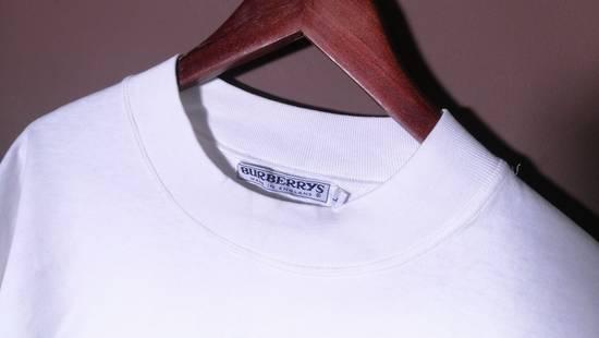 Burberry Vintage Burberry Sport Blouse sweatshirt white cotton mens L Size US L / EU 52-54 / 3 - 1
