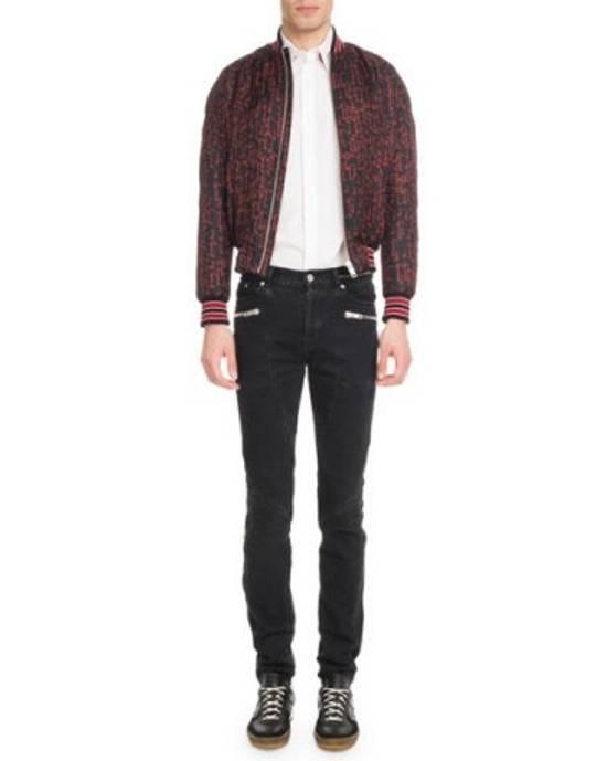 Givenchy givenchy printed Silk bomber jacket Size US M / EU 48-50 / 2 - 2