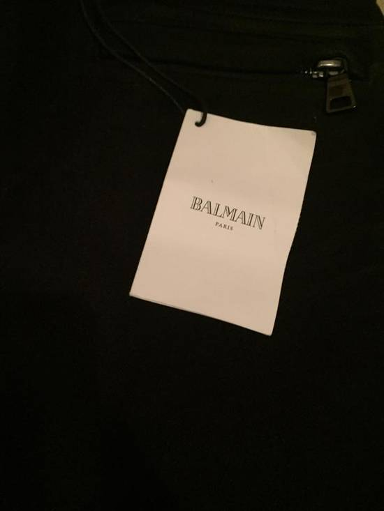 Balmain Black Balmain Biker size 30 Size US 30 / EU 46 - 3