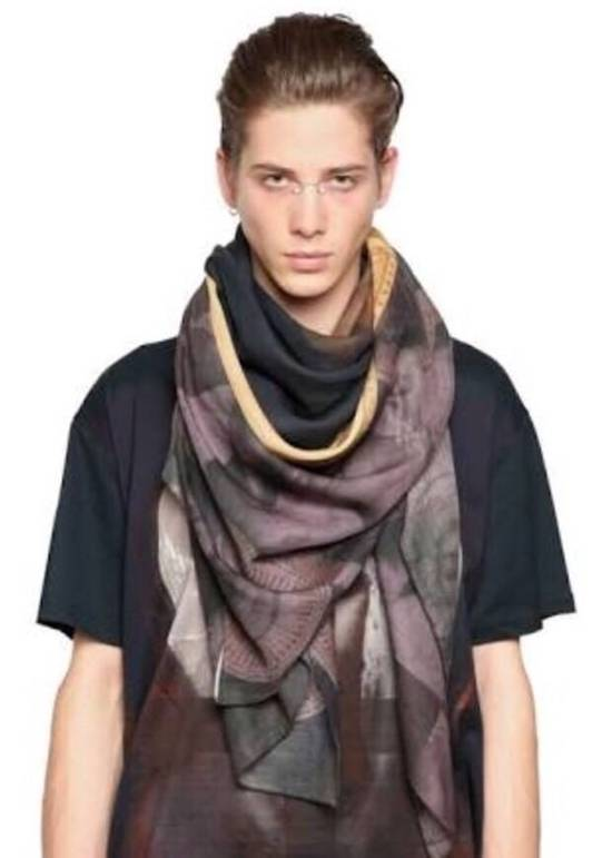 Givenchy *NEED TO GET RID OF* Givenchy Madonna & Child Scarf SS 13 Riccardo Tisci Size ONE SIZE - 6