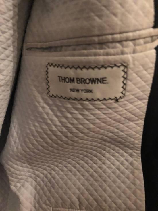 Thom Browne Classic Thom Browne Navy Blazer Size 40S - 3