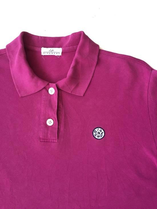 Givenchy Trademark Logo Magenta Polos Size US S / EU 44-46 / 1