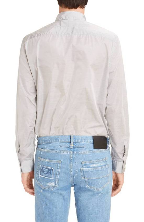 Givenchy Nylon Zipped Pocket Shirt Size US M / EU 48-50 / 2 - 3
