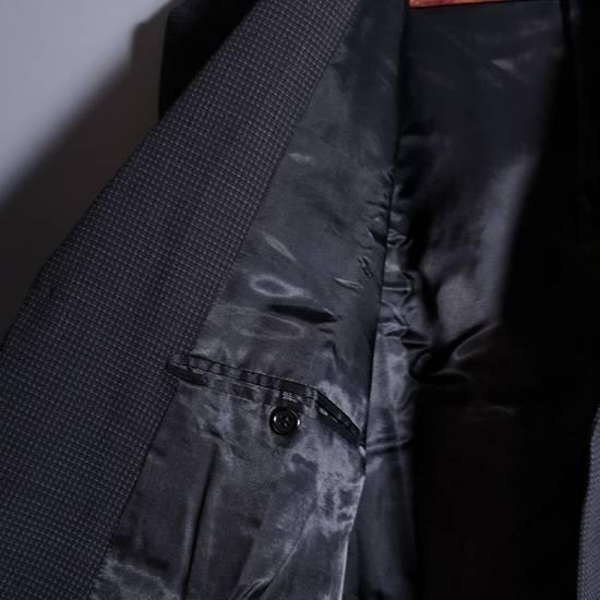 Balmain Pierre Balmain Paris France Elegant Black Blazer Suit Tailored Wool 44M Size 44R - 6