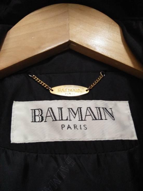 Balmain 💧 last price 💧 Black hoodie jacket Size US M / EU 48-50 / 2 - 10
