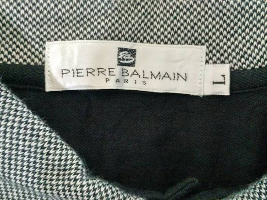 Balmain [LAST DROP] PIERRE BALMAIN Polo Shirt Rare!! Vintage Authentic Size US L / EU 52-54 / 3 - 5