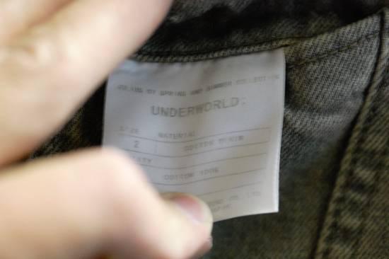 Julius Julius Underowrld S/S '07 Denim Jacket Size US M / EU 48-50 / 2 - 8