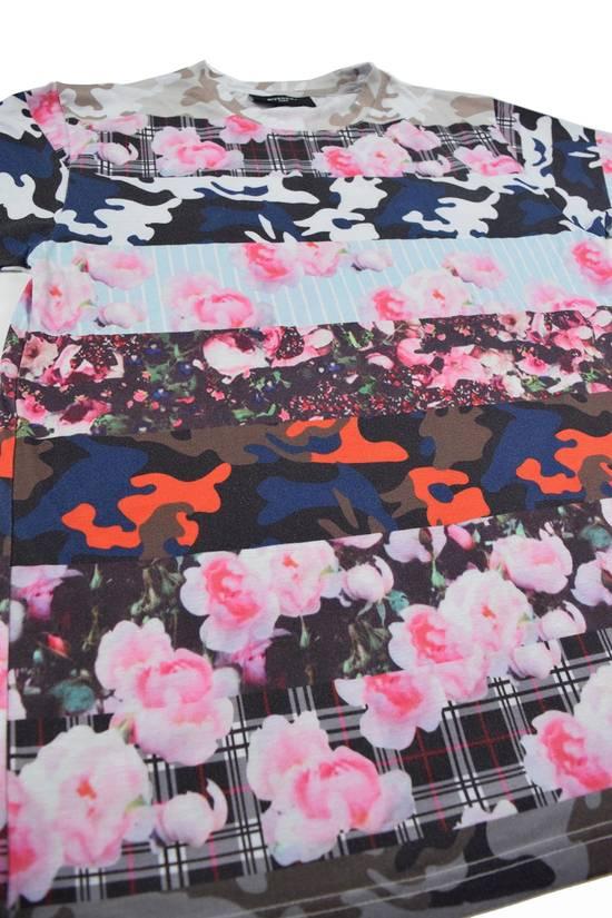 Givenchy Camo Floral Paneled Tee Size US S / EU 44-46 / 1 - 2