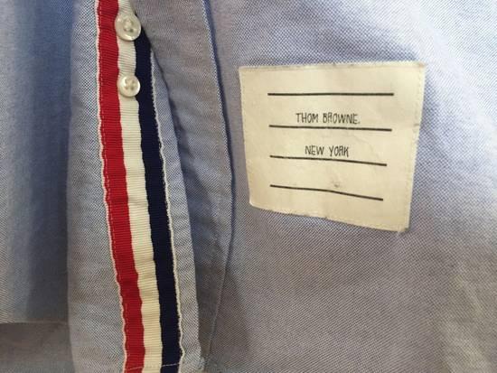 Thom Browne Thom Browne Blue Oxford shirt Sz.2 Size US M / EU 48-50 / 2 - 8