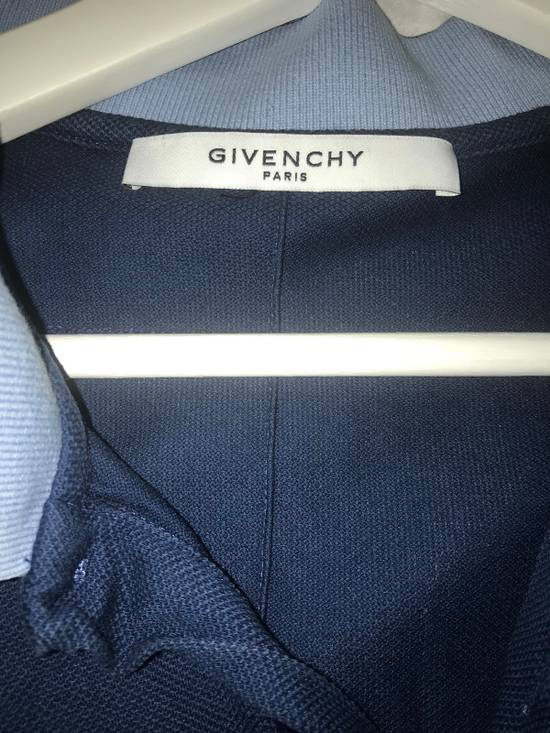 Givenchy Givenchy Monkey Polo Blue XL Size US XL / EU 56 / 4 - 2