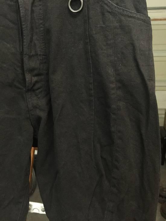 Julius AW12 Resonance Black Cotton Denim Size 1 Size US 30 / EU 46 - 6