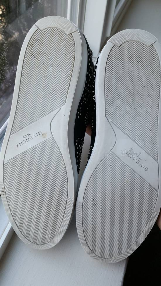 Givenchy Classic Hi-top Knot Black Stud Sneaker Size US 8.5 / EU 41-42 - 4