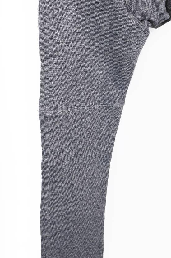 Balmain Original New Balmain Baggy Crotch Grey Men Trousers Sweat Pants in size M Size US 32 / EU 48 - 5