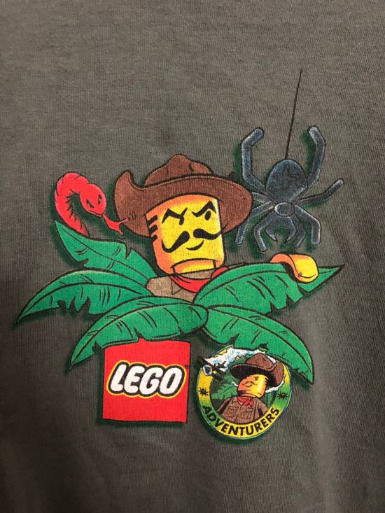 Vintage Vintage LEGO Jungle Adventures olive green t-shirt Size US M / EU 48-50 / 2 - 3