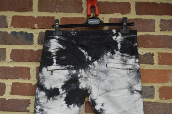 Balmain Black Tie Dye Shorts Size US 30 / EU 46 - 3