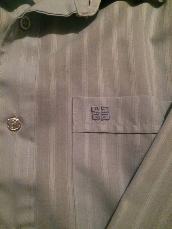 Givenchy Givenchy Baby Blue Button Up Shirt Size US L / EU 52-54 / 3 - 2