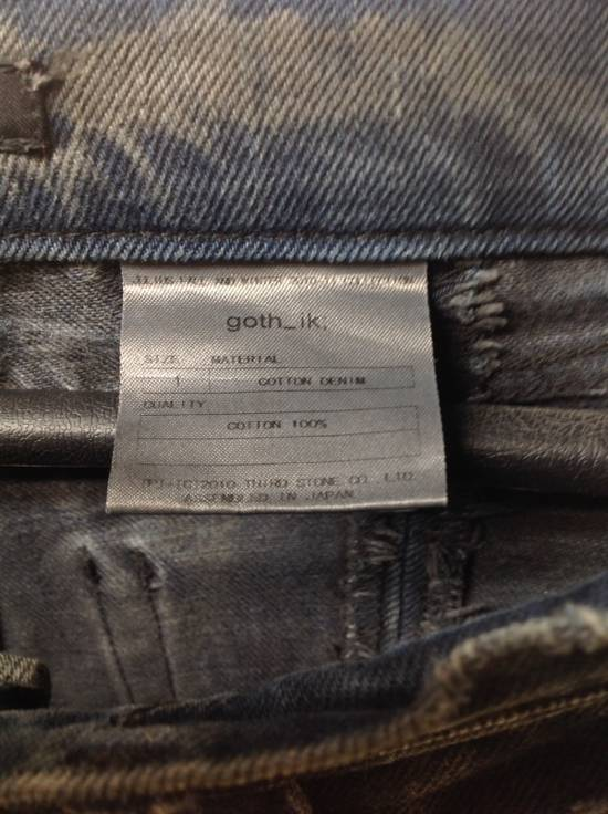 Julius Julius Gothik Denim Size US 30 / EU 46 - 3