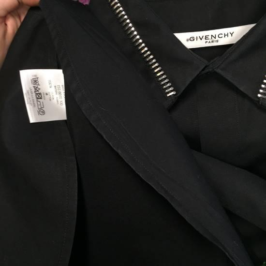 Givenchy Black Zipper Collar/Cuff Dress Shirt Size US XXS / EU 40 - 3