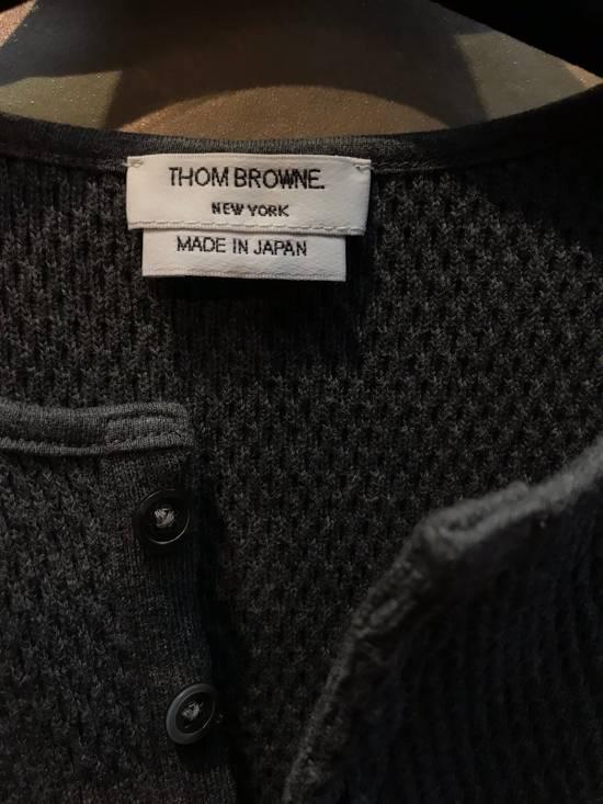 Thom Browne Thom Browne Long Sleeve Top Size US S / EU 44-46 / 1 - 2