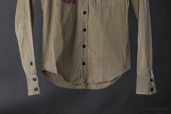 Julius = last drop = Collectors piece: 2003SS patch shirt Size US S / EU 44-46 / 1 - 2